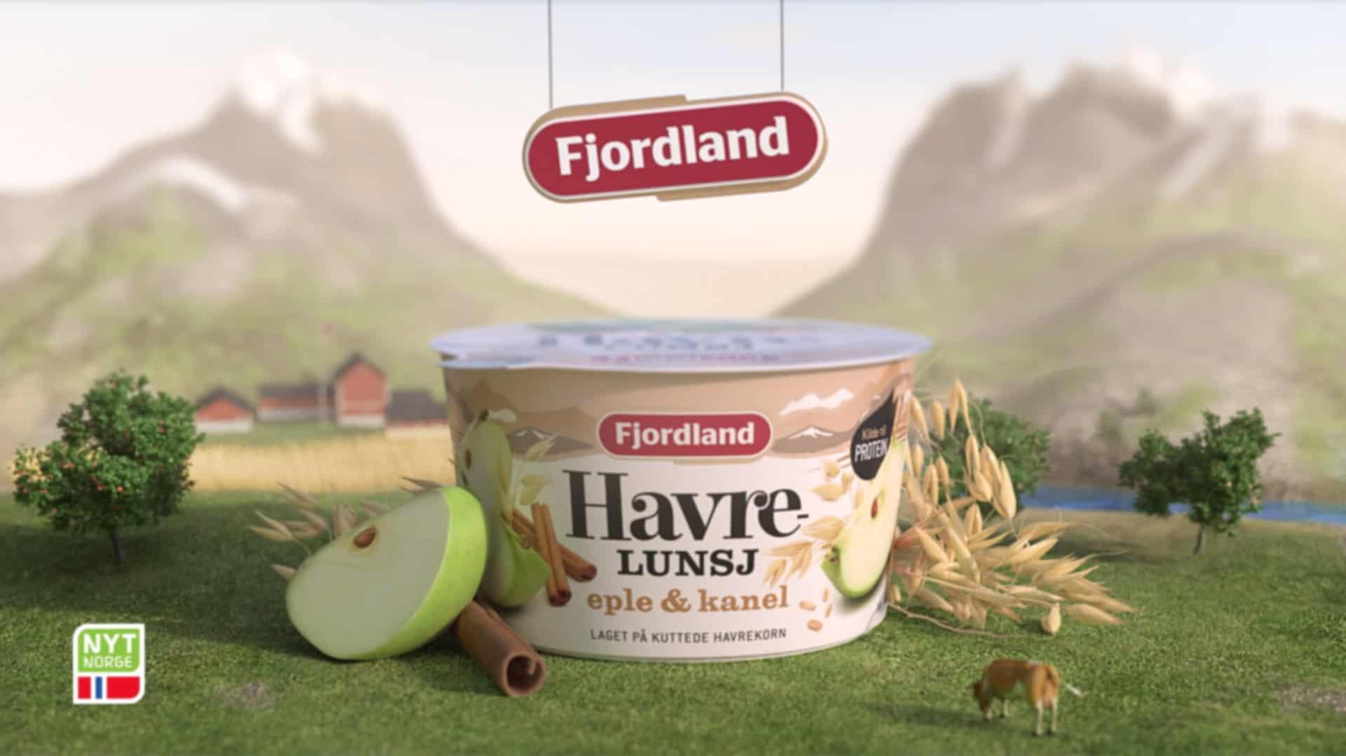 Fjordland Grøtlunsj